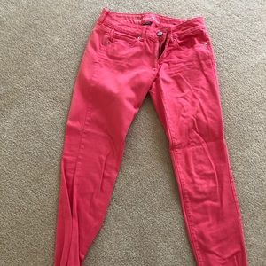 AE Coral Skinny Jeans